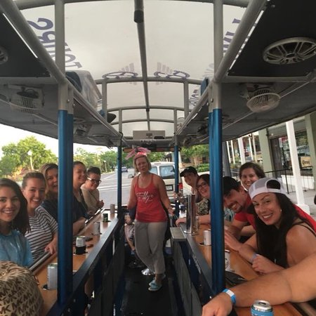 Limo Cycle Florida: An awesome time for sure!