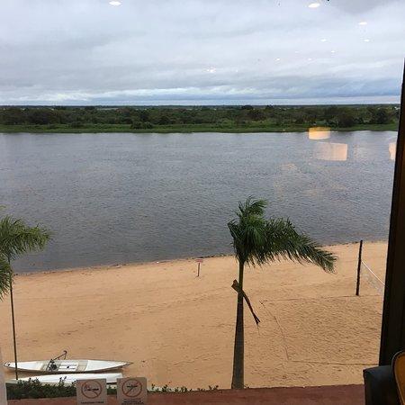 Resort Yacht y Golf Club Paraguayo: Resort Yatch y Golf Club Vale a pena visitar.