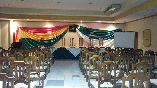 """Yacuiba, Bolívia: Nuestro Salón de Eventos """"Kooguazu"""" alquila sus instalaciones para todo acontecimiento social, c"""
