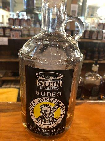 Stein Distillery: Chief Joseph