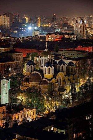 St. Volodymyr's Cathedral: Владимирский собор