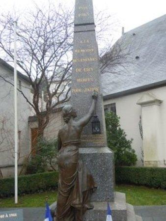 Bry-sur-Marne, Frankrijk: Le monument