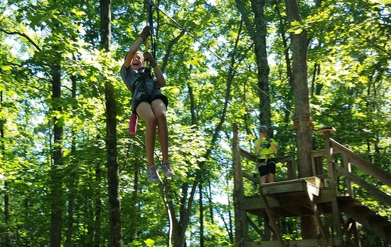 Eco Adventure Ziplines: Pure joy!