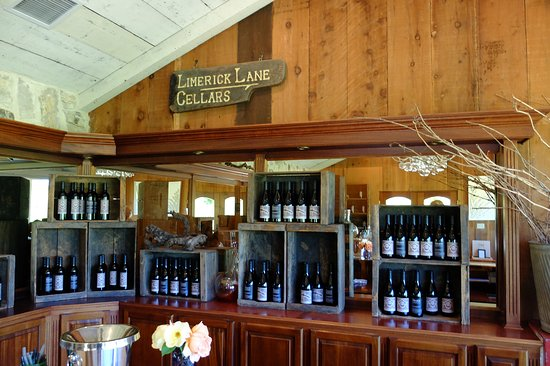 Limerick Lane Cellars: Tasting Room @ Limerick Lane