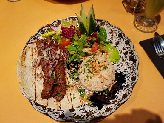 Restaurante Al Sultan - La Alameda Foto