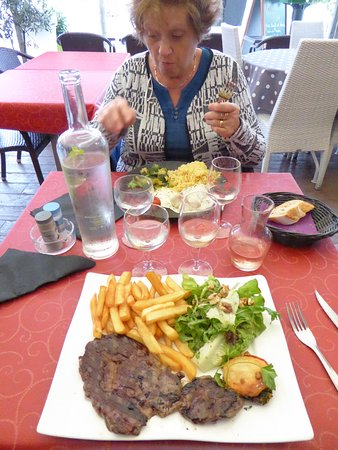 Le Passage Brasserie: Nos plats...