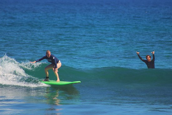 Happy Waves Surf School