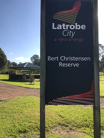 Tyers, Αυστραλία: Bert Christensen Reserve