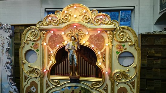 The Amersham Fair Organ Museum