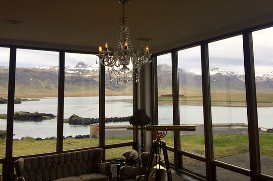 Budir, Iceland: That view