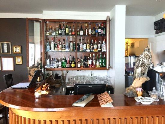 Budir, Iceland: the bar