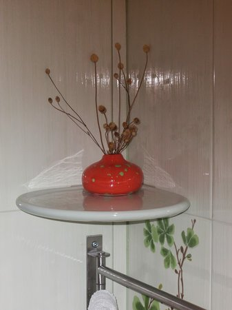 Zheravna, Βουλγαρία: bathroom detail
