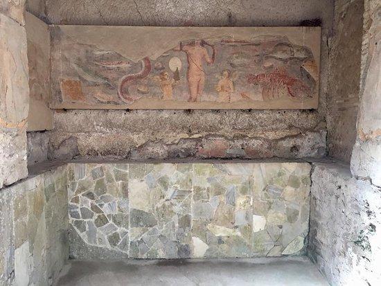 Остия-Антика, Италия: amazing marble