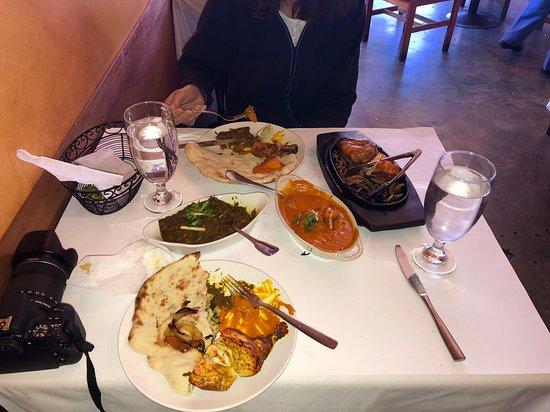 El Granada, Калифорния: Delicious cuisine