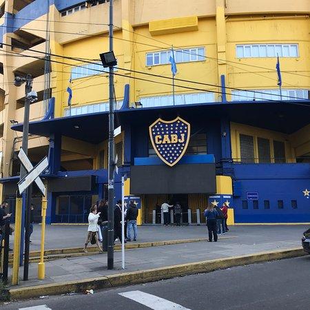 Estadio Alberto J. Armando (La Bombonera) ภาพถ่าย
