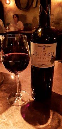 La Bodega Negra Cafe: Rioja