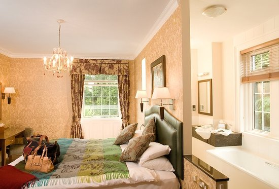 Charlecote, UK: Guest room