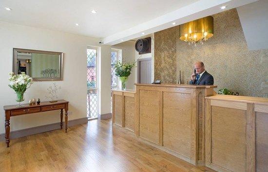 Charlecote, UK: Lobby
