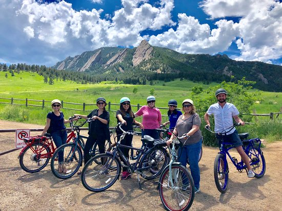 Pedego Boulder- Electric Bike Tours & Rentals