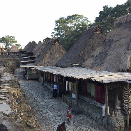 Bena Traditional Village: Rumah di kampung bena