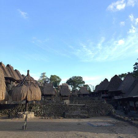Bena Traditional Village: Kampung bena