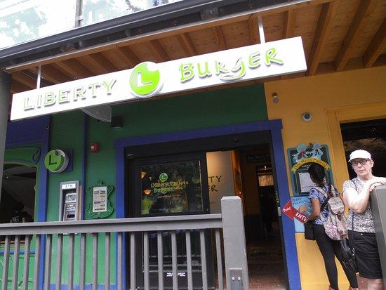 Liberty Burger: extrtior