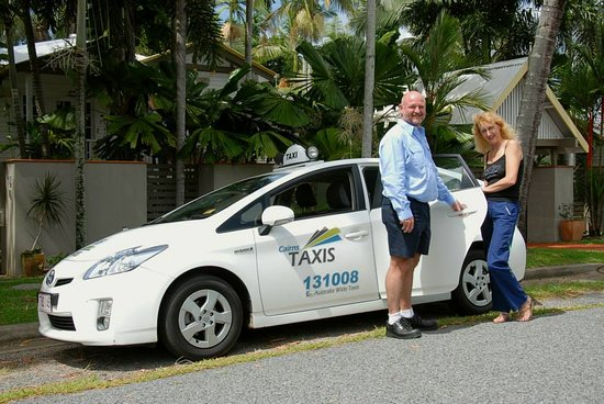 Cairns Taxis Limited