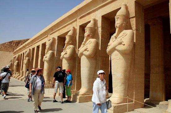 Luxor Private Day Trip  From Hurghada