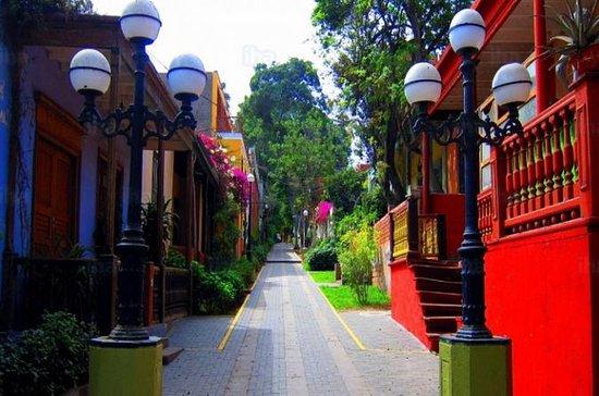 Privat tur i Miraflores og Barranco
