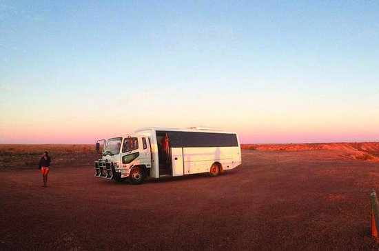 7 Day Adelaide to Alice Springs...