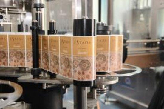 Castillazuelo, Spania: Proceso de etiquetado
