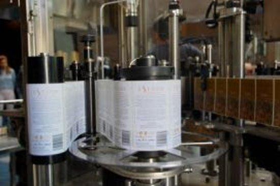 Castillazuelo, Espanha: Proceso de etiquetado