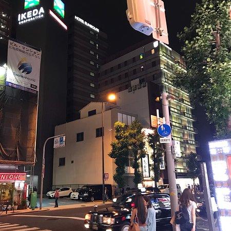 Sotetsu Grand Fresa Osaka-Namba Foto