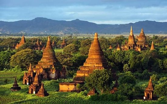 Mandalay Region, Birma: Mandalay Private Taxi