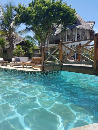 Pool - Picture of Marine Holiday House, Malindi - Tripadvisor