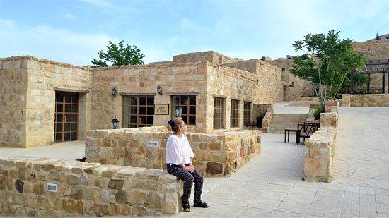 Hotel Old Village Resort 5 stelle, uno dei pochi in stile arabo in Giordania.