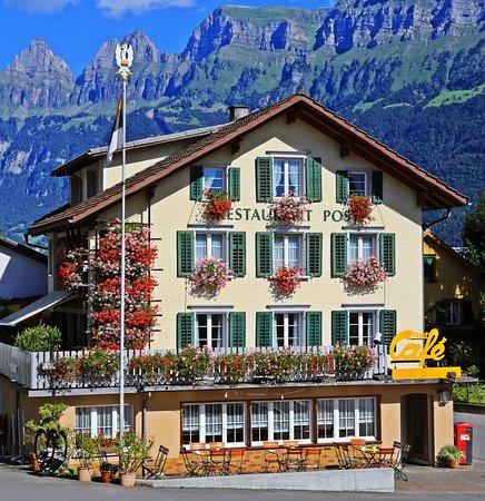 Flums, Switzerland: Aussenansicht