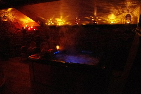Nostang, Prancis: Espace détente le spa