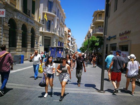 25 August Street - Εικόνα του Οδός 25ης Αυγούστου, Ηράκλειο ...