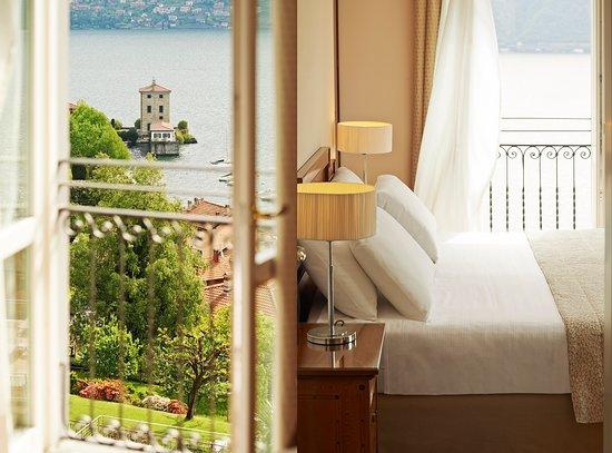 Hotel Belvedere Bellagio: Suite with Lake View over Pescallo Bay & Lake Como