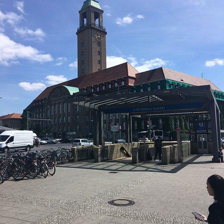 Historisches Rathaus Spandau
