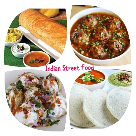 North Lakes, Australia: Indian Street Food