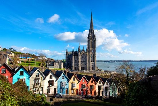 Ireland's Ancient East, Ireland: Cobh, Co Cork