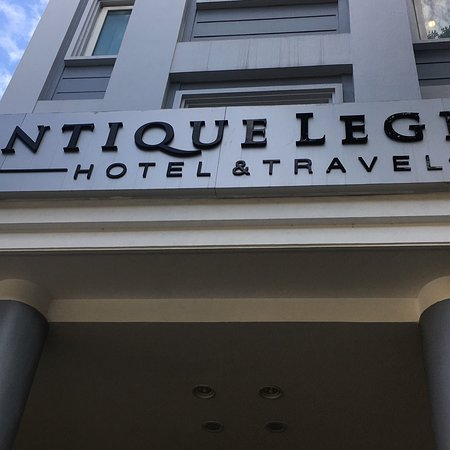 Hanoi Antique Legend Hotel Photo