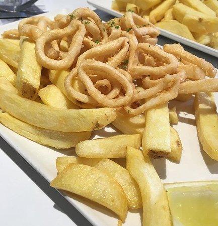 Quinlan's Seafood Bar Kenmare: Nice food