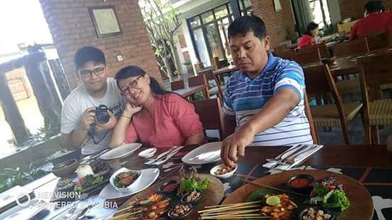 Bilde fra Tanah Lot