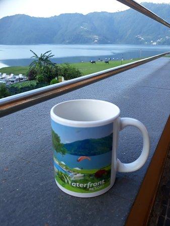 Waterfront Resort Hotel: 20180603_065438_large.jpg