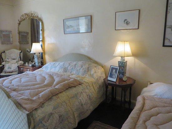La camera da letto - Bild von Greenway House and Garden ...
