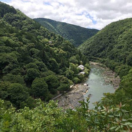 Arashiyama Park, Kameyama Area