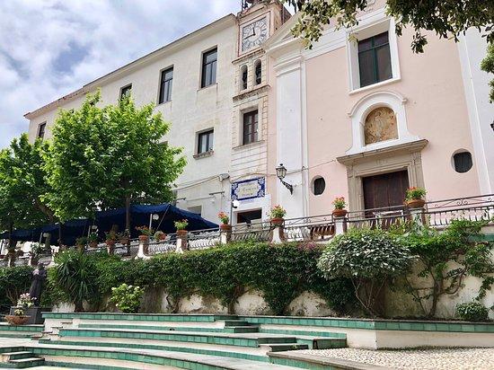 Al Convento Cetara.Al Convento Restaurant Cetara Foto Di Al Convento